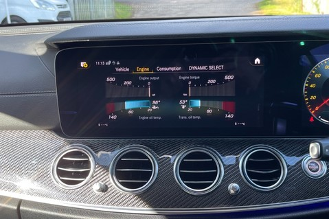 Mercedes-Benz E Class AMG E 53 4MATICPLUS NIGHT EDITION PREMIUM PLUS MHEV - RARE CAR 63