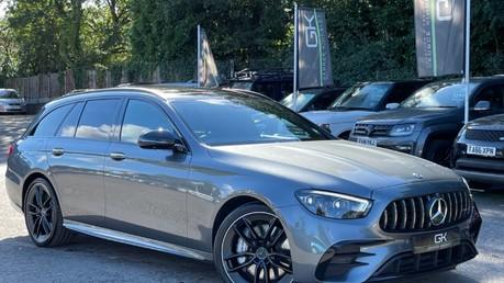 Mercedes-Benz E Class AMG E 53 4MATICPLUS NIGHT EDITION PREMIUM PLUS MHEV - RARE CAR Video