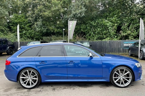 Audi RS4 RS4 AVANT FSI QUATTRO - £9k WORTH OF EXTRAS - BUCKET SEATS - SPORTS PACKAGE 11