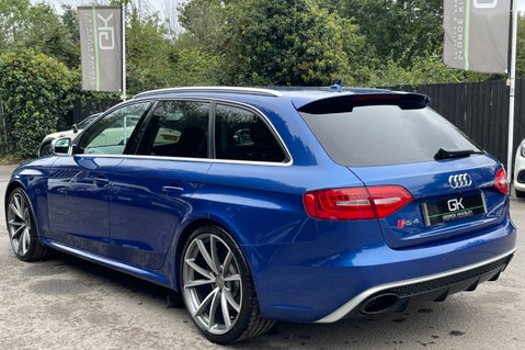 Audi RS4 RS4 AVANT FSI QUATTRO - £9k WORTH OF EXTRAS - BUCKET SEATS - SPORTS PACKAGE 3