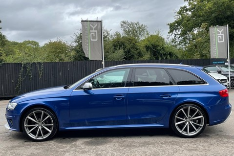Audi RS4 RS4 AVANT FSI QUATTRO - £9k WORTH OF EXTRAS - BUCKET SEATS - SPORTS PACKAGE 13