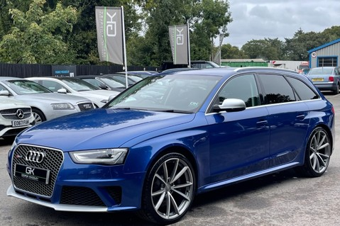 Audi RS4 RS4 AVANT FSI QUATTRO - £9k WORTH OF EXTRAS - BUCKET SEATS - SPORTS PACKAGE 14