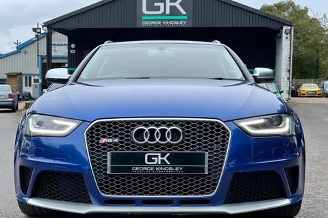 Audi RS4 RS4 AVANT FSI QUATTRO - £9k WORTH OF EXTRAS - BUCKET SEATS - SPORTS PACKAGE 5
