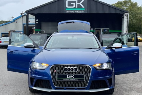 Audi RS4 RS4 AVANT FSI QUATTRO - £9k WORTH OF EXTRAS - BUCKET SEATS - SPORTS PACKAGE 15