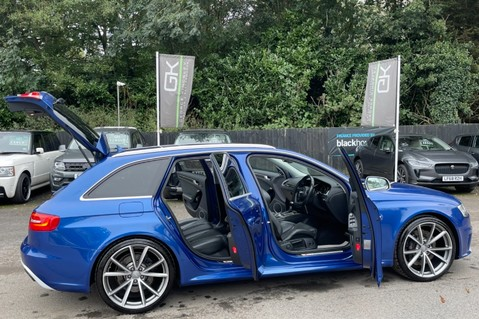 Audi RS4 RS4 AVANT FSI QUATTRO - £9k WORTH OF EXTRAS - BUCKET SEATS - SPORTS PACKAGE 16
