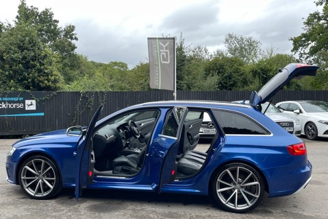Audi RS4 RS4 AVANT FSI QUATTRO - £9k WORTH OF EXTRAS - BUCKET SEATS - SPORTS PACKAGE 17