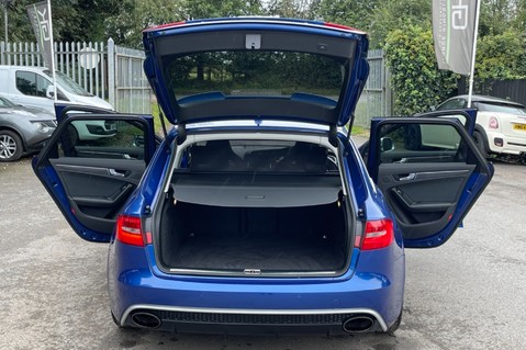 Audi RS4 RS4 AVANT FSI QUATTRO - £9k WORTH OF EXTRAS - BUCKET SEATS - SPORTS PACKAGE 18