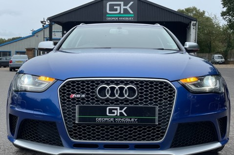 Audi RS4 RS4 AVANT FSI QUATTRO - £9k WORTH OF EXTRAS - BUCKET SEATS - SPORTS PACKAGE 19