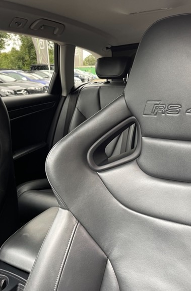 Audi RS4 RS4 AVANT FSI QUATTRO - £9k WORTH OF EXTRAS - BUCKET SEATS - SPORTS PACKAGE