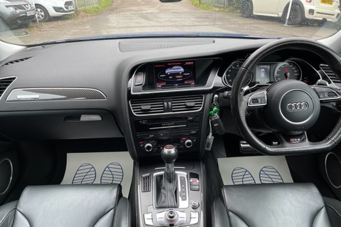 Audi RS4 RS4 AVANT FSI QUATTRO - £9k WORTH OF EXTRAS - BUCKET SEATS - SPORTS PACKAGE 6