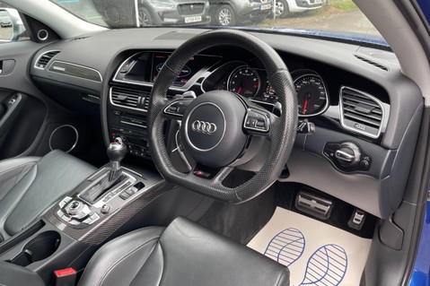 Audi RS4 RS4 AVANT FSI QUATTRO - £9k WORTH OF EXTRAS - BUCKET SEATS - SPORTS PACKAGE 10