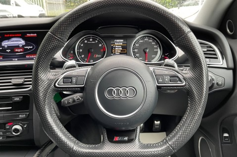 Audi RS4 RS4 AVANT FSI QUATTRO - £9k WORTH OF EXTRAS - BUCKET SEATS - SPORTS PACKAGE 42