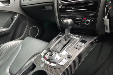 Audi RS4 RS4 AVANT FSI QUATTRO - £9k WORTH OF EXTRAS - BUCKET SEATS - SPORTS PACKAGE 53