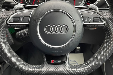 Audi RS4 RS4 AVANT FSI QUATTRO - £9k WORTH OF EXTRAS - BUCKET SEATS - SPORTS PACKAGE 54