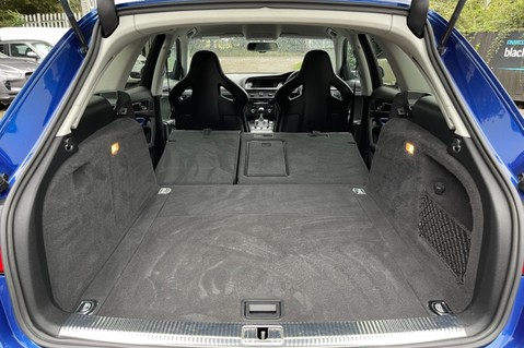 Audi RS4 RS4 AVANT FSI QUATTRO - £9k WORTH OF EXTRAS - BUCKET SEATS - SPORTS PACKAGE 57
