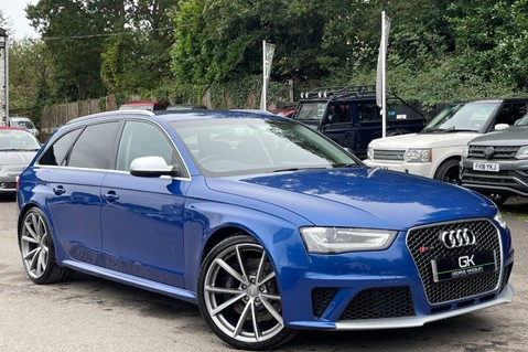 Audi RS4 RS4 AVANT FSI QUATTRO - £9k WORTH OF EXTRAS - BUCKET SEATS - SPORTS PACKAGE 1