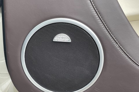 Bentley Continental GT GT V8 S - MULLINER - BESPOKE PEARL WHITE SAND -IVORY CHOCOLATE 44