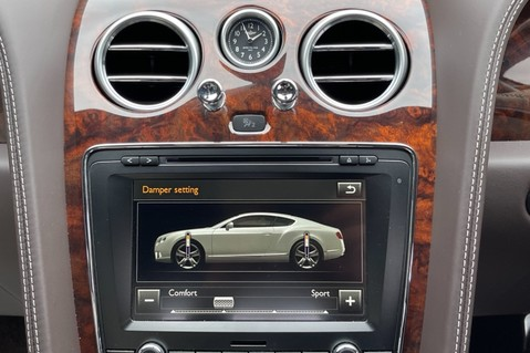 Bentley Continental GT GT V8 S - MULLINER - BESPOKE PEARL WHITE SAND -IVORY CHOCOLATE 49