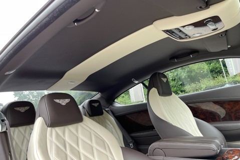 Bentley Continental GT GT V8 S - MULLINER - BESPOKE PEARL WHITE SAND -IVORY CHOCOLATE 58
