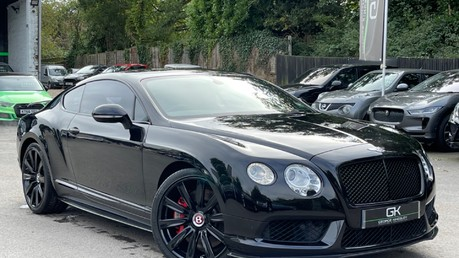 Bentley Continental GT GT V8 - FULL SERVICE HISTORY - FULL CARBON KIT Video