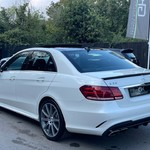 Mercedes-Benz E Class Service History