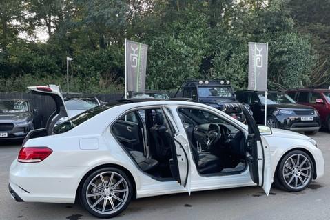 Mercedes-Benz E Class AMG E 63 - MASSAGING SEATS - HARMAN/KARDON SOUND SYSTEM - SAT NAV 18