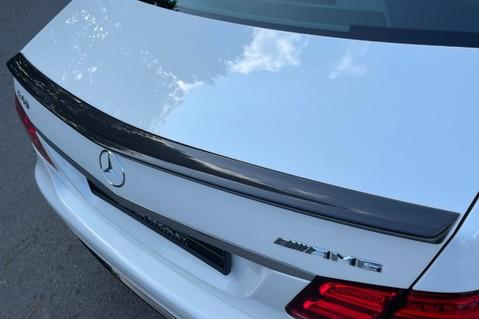 Mercedes-Benz E Class AMG E 63 - MASSAGING SEATS - HARMAN/KARDON SOUND SYSTEM - SAT NAV 28