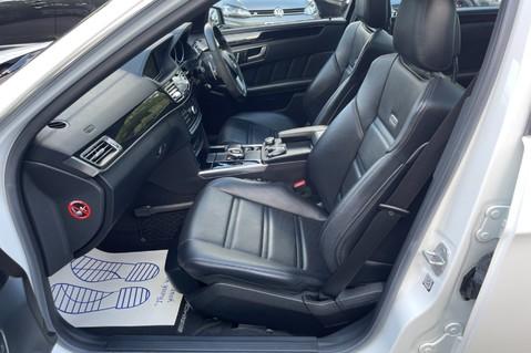 Mercedes-Benz E Class AMG E 63 - MASSAGING SEATS - HARMAN/KARDON SOUND SYSTEM - SAT NAV 36