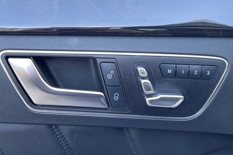 Mercedes-Benz E Class AMG E 63 - MASSAGING SEATS - HARMAN/KARDON SOUND SYSTEM - SAT NAV 40