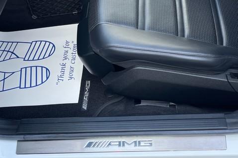 Mercedes-Benz E Class AMG E 63 - MASSAGING SEATS - HARMAN/KARDON SOUND SYSTEM - SAT NAV 41