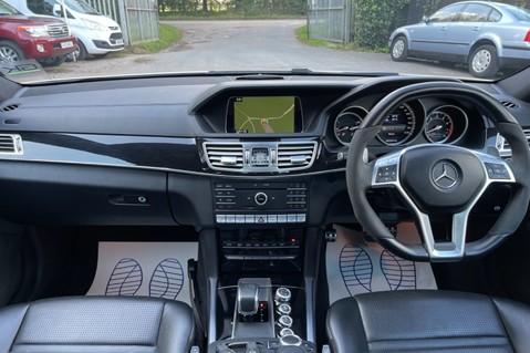 Mercedes-Benz E Class AMG E 63 - MASSAGING SEATS - HARMAN/KARDON SOUND SYSTEM - SAT NAV 5
