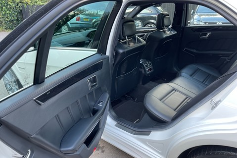 Mercedes-Benz E Class AMG E 63 - MASSAGING SEATS - HARMAN/KARDON SOUND SYSTEM - SAT NAV 43