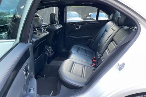 Mercedes-Benz E Class AMG E 63 - MASSAGING SEATS - HARMAN/KARDON SOUND SYSTEM - SAT NAV 8