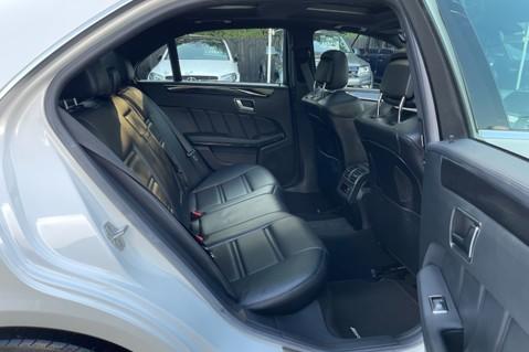 Mercedes-Benz E Class AMG E 63 - MASSAGING SEATS - HARMAN/KARDON SOUND SYSTEM - SAT NAV 49