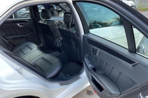 Mercedes-Benz E Class AMG E 63 - MASSAGING SEATS - HARMAN/KARDON SOUND SYSTEM - SAT NAV 50