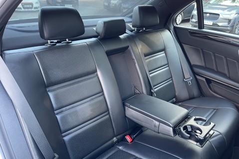 Mercedes-Benz E Class AMG E 63 - MASSAGING SEATS - HARMAN/KARDON SOUND SYSTEM - SAT NAV 9