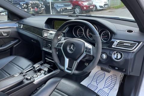 Mercedes-Benz E Class AMG E 63 - MASSAGING SEATS - HARMAN/KARDON SOUND SYSTEM - SAT NAV 10