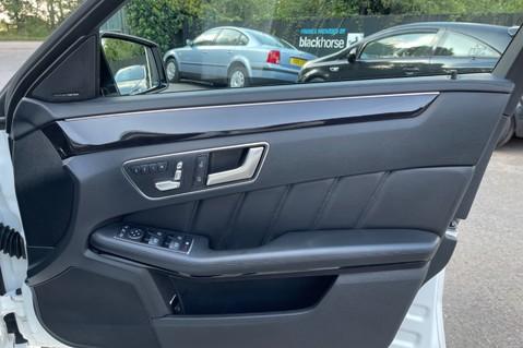 Mercedes-Benz E Class AMG E 63 - MASSAGING SEATS - HARMAN/KARDON SOUND SYSTEM - SAT NAV 54