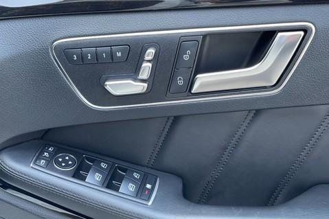 Mercedes-Benz E Class AMG E 63 - MASSAGING SEATS - HARMAN/KARDON SOUND SYSTEM - SAT NAV 56