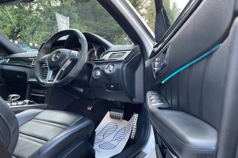 Mercedes-Benz E Class AMG E 63 - MASSAGING SEATS - HARMAN/KARDON SOUND SYSTEM - SAT NAV 58