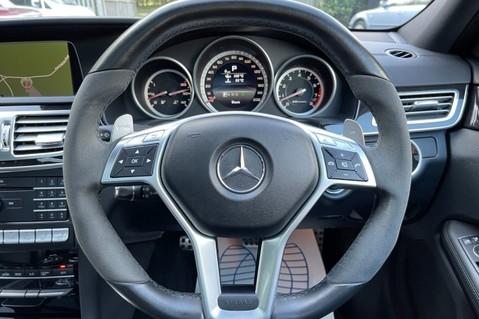 Mercedes-Benz E Class AMG E 63 - MASSAGING SEATS - HARMAN/KARDON SOUND SYSTEM - SAT NAV 11