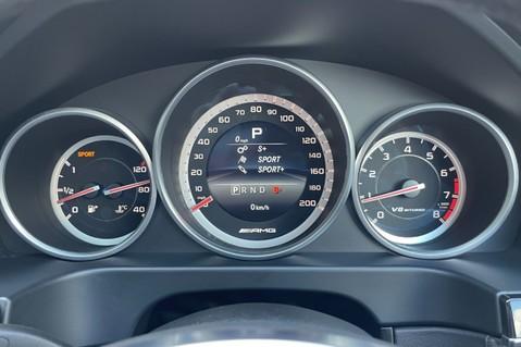 Mercedes-Benz E Class AMG E 63 - MASSAGING SEATS - HARMAN/KARDON SOUND SYSTEM - SAT NAV 59