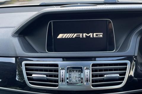 Mercedes-Benz E Class AMG E 63 - MASSAGING SEATS - HARMAN/KARDON SOUND SYSTEM - SAT NAV 64