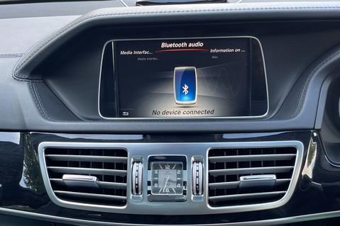 Mercedes-Benz E Class AMG E 63 - MASSAGING SEATS - HARMAN/KARDON SOUND SYSTEM - SAT NAV 65