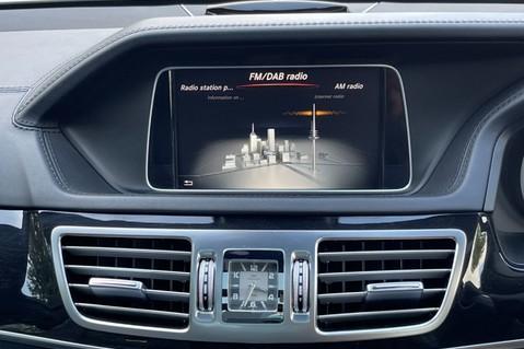 Mercedes-Benz E Class AMG E 63 - MASSAGING SEATS - HARMAN/KARDON SOUND SYSTEM - SAT NAV 66