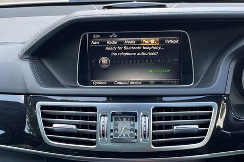 Mercedes-Benz E Class AMG E 63 - MASSAGING SEATS - HARMAN/KARDON SOUND SYSTEM - SAT NAV 67