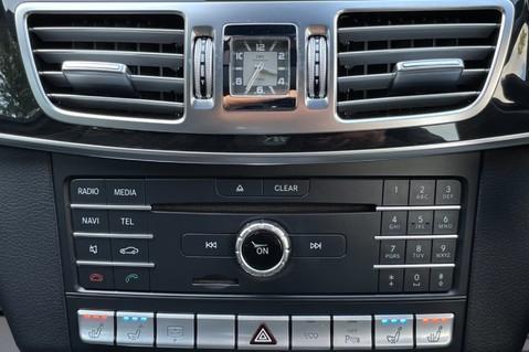 Mercedes-Benz E Class AMG E 63 - MASSAGING SEATS - HARMAN/KARDON SOUND SYSTEM - SAT NAV 70