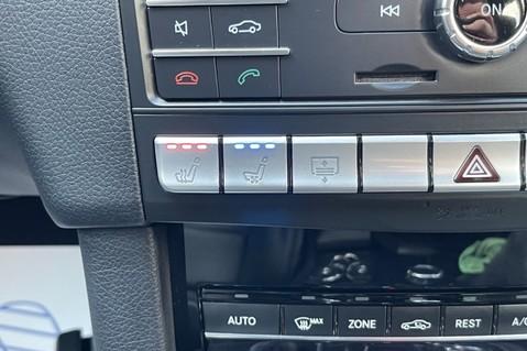 Mercedes-Benz E Class AMG E 63 - MASSAGING SEATS - HARMAN/KARDON SOUND SYSTEM - SAT NAV 71
