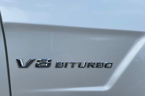 Mercedes-Benz E Class AMG E 63 - MASSAGING SEATS - HARMAN/KARDON SOUND SYSTEM - SAT NAV 90