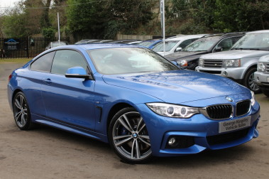 BMW 4 Series 440I M SPORT- PRO NAV/HEAD UP/HARMAN KARDON